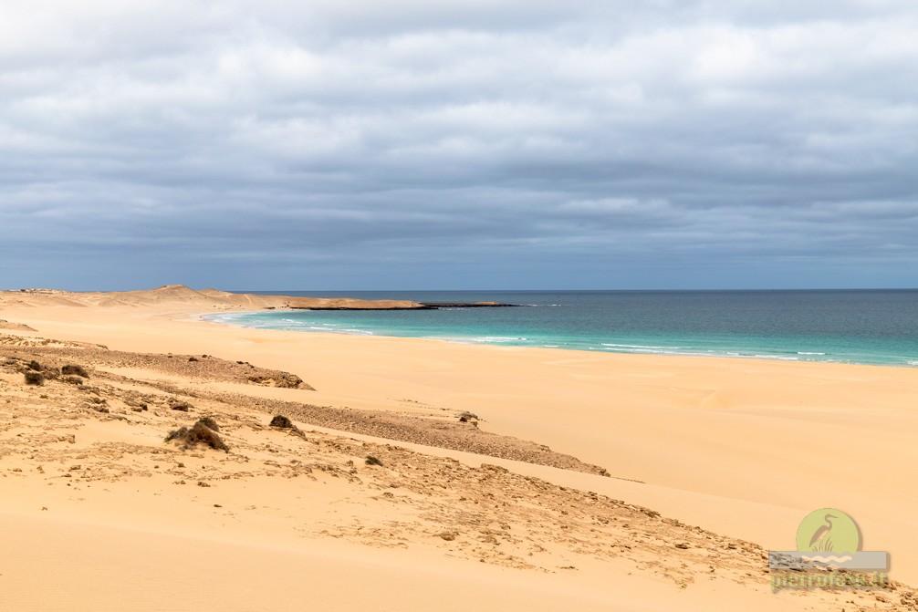 Boa Vista island in Capo Verde