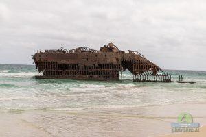 Boa Vista Shipwreck