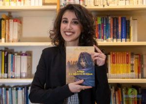 Melissa Convertino presenta il suo libro Aisha e l segreto di Ikram