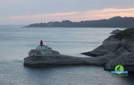 Lo stretto di Bonifacio in Corsica