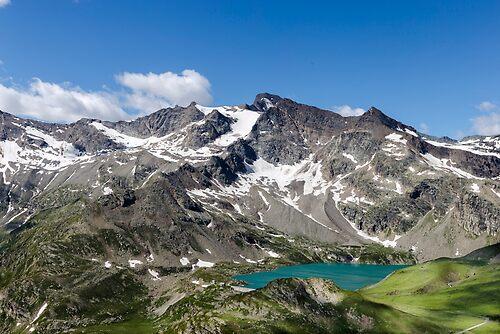 Gran Paradiso National park