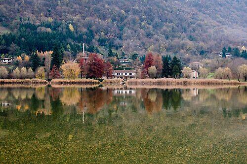 Lake of Endine