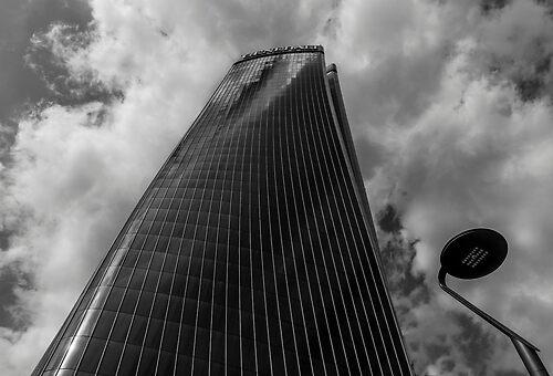 Hadid skyscraper in Milan
