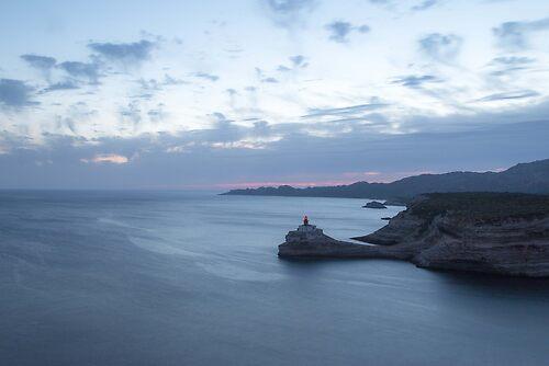 The Madonnetta lighthouse