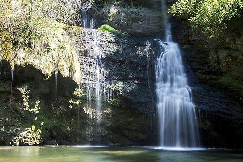 Fermona waterfall