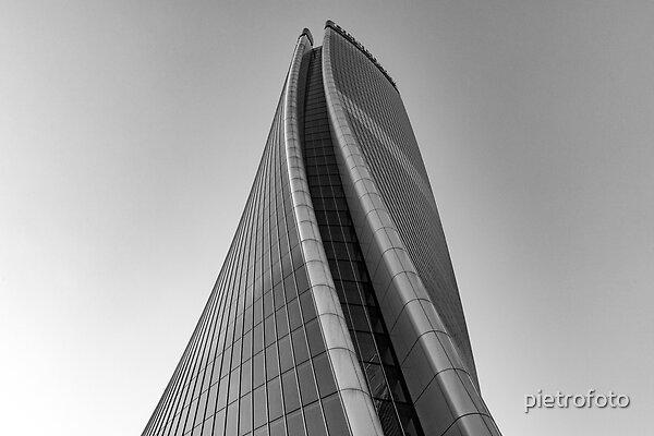 The torque hadid skyscraper