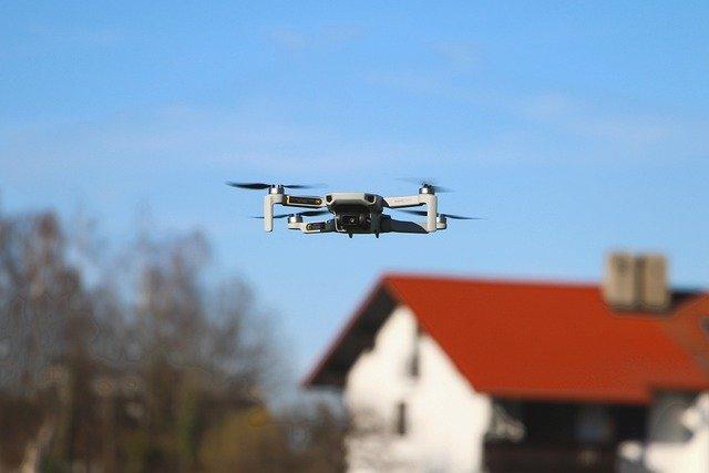 Riprese e sopralluoghi con il drone